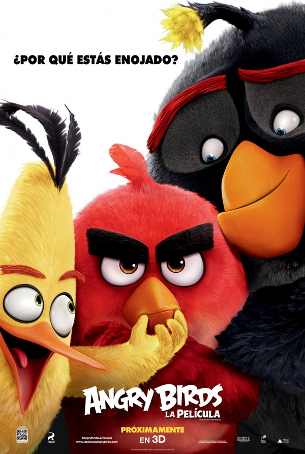 ANGRY BIRDS (12/05)