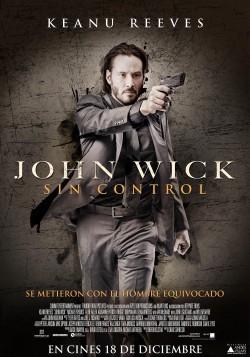 Afiche 0.70x1mts-Jonh Wick