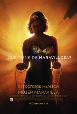 Afiche - Professor Marston