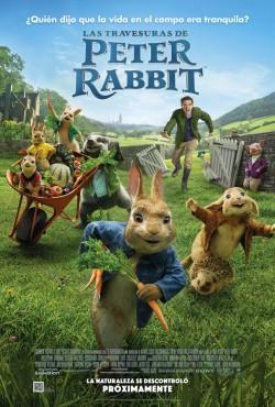 Peter Rabbit Afiche 2